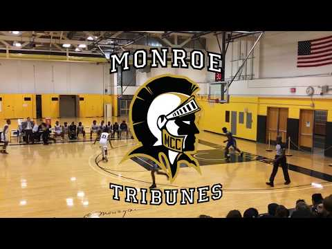 Jamahl Humbert - Monroe Community College - Highlight Mix (2019-20)