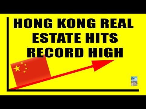 Hong Kong Real Estate Hits RECORD HIGH! What Will Stop This Market Euphoria?