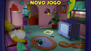 Simpsons Hit and Run Gameplay Português