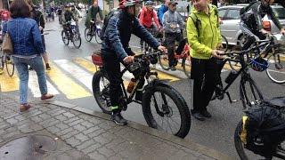 Tour de Cranz - 2016, часть 5-я (стартуем из Зеленоградска на Калининград)