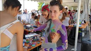 Download Italian Bodypainting Festival 2019 Garda Mp3 and Videos
