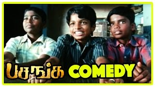 Pasanga | Pasanga Comedy Scenes | Kishore | Sree Ram | Vimal Comedy Pakada | Tamil Movie Comedy