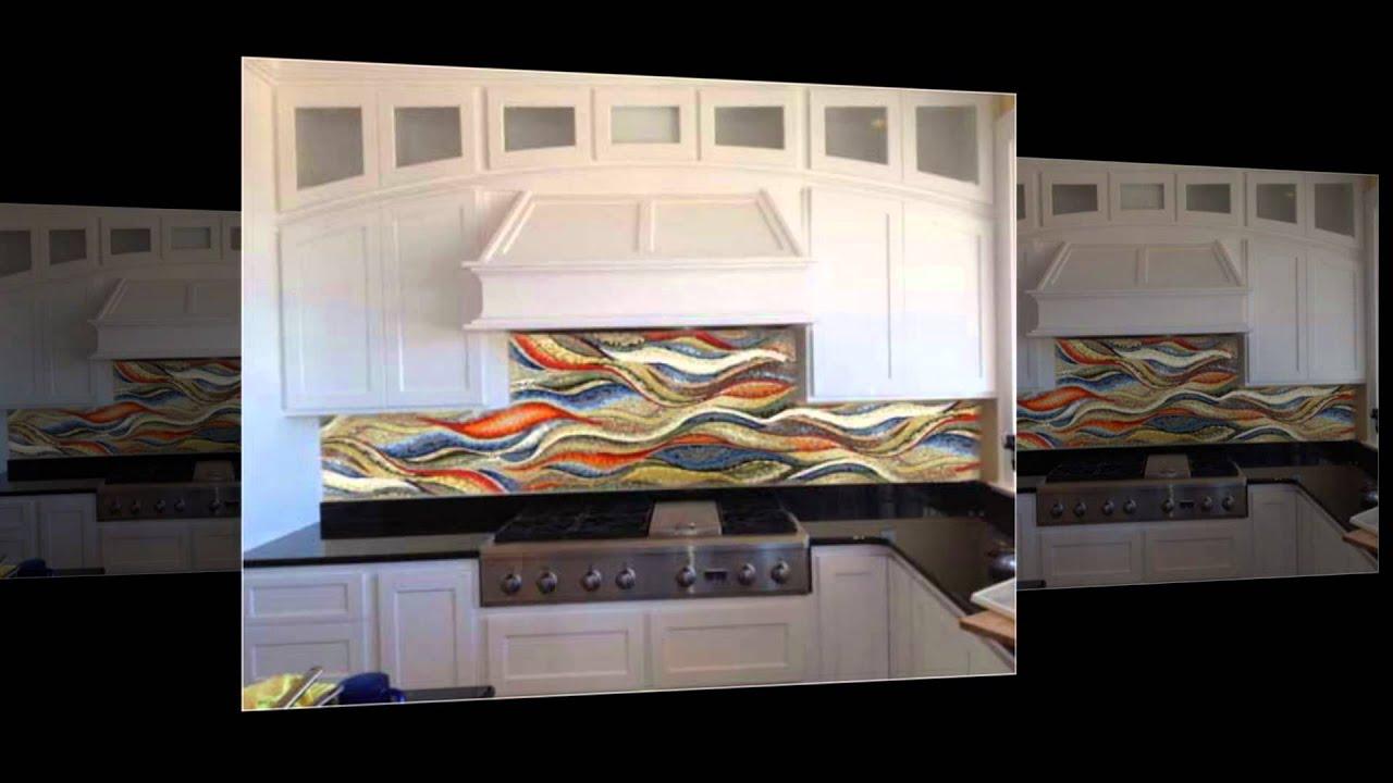 Kitchen Backsplash by Mozaico