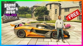 GTA 5 Online The Diamond Casino & Resort DLC - NEW UPDATE! Best Supercar, Lucky Wheel Cars & MORE!