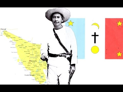 Mexico Unexplained:  Cajemé and the Yaqui Indian Republic