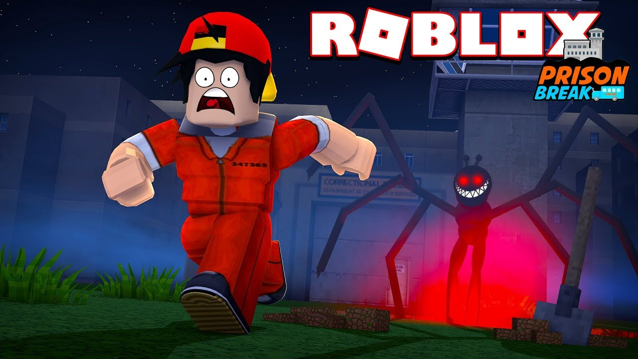 Roblox Prison Break The Horror Story Youtube