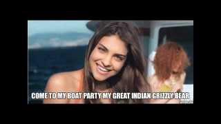 AXE boat party