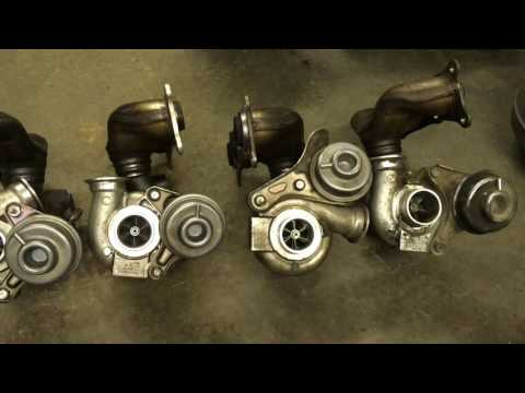 BMW N54 135i 335i 535i Turbo Differences