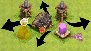 Clash of Clans - HIDDEN NOVEMBER UPDATE FEATURES! What else should be added?! NEW 2015 UPDATE!