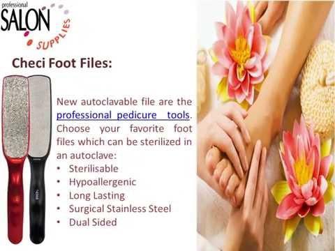 Checi Professional Foot Files For Your Salon