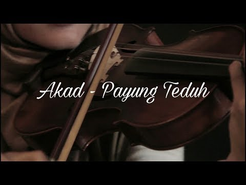 Akad ( Payung Teduh ) Female Cover - Guitar & Violin by DUAKATA