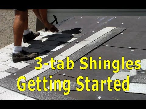 roofing---how-to-install-asphalt-shingles---getting-started-walkthrough