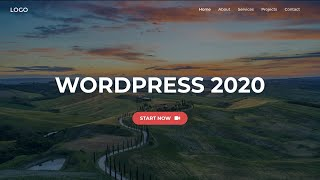 How to Make a WordPress Website (2020) - for Beginners - Elementor & Astra Theme.