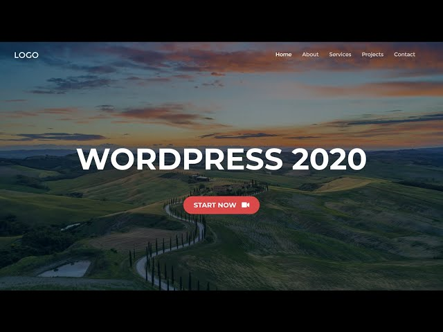 How to Make a WordPress Website (2019) - for Beginners - Elementor & Astra Theme.