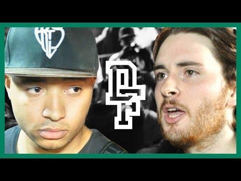 SHUFFLE-T VS ANTON MURPHY | Don't Flop Rap Battle