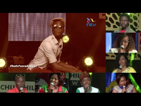 Churchill Show S4 E36: 'Tribute to AKA (Ayeiya)'