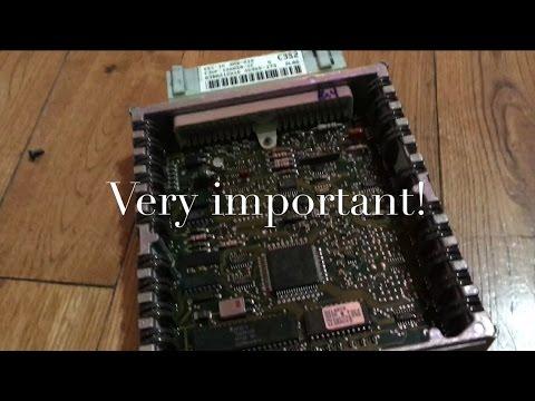how to repair automotive ecu
