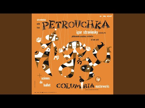 igor stravinsky petroushka ballet suite the russian dance