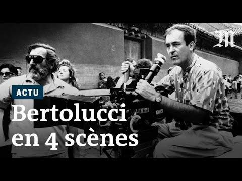 Le cinéma de Bertolucci en quatre scènes cultes