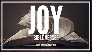 Bible Verses On Joy | Scriptures For Joy (Audio Bible)