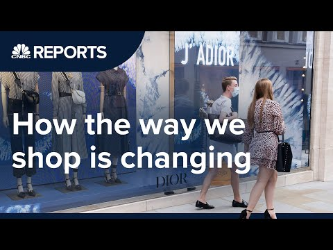 How Covid-19 is changing our shopping habits | CNBC Reports