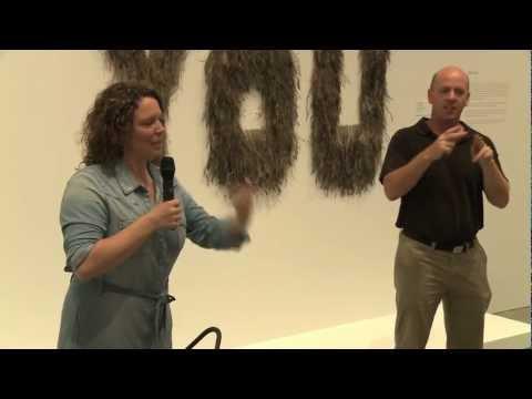 Bindi Cole Artist Talk | Contemporary Australia: Women | GOMA