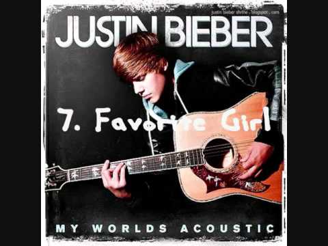 My World Acoustic - Justin Bieber FULL ALBUM DOWNLOAD/PREVIEWS