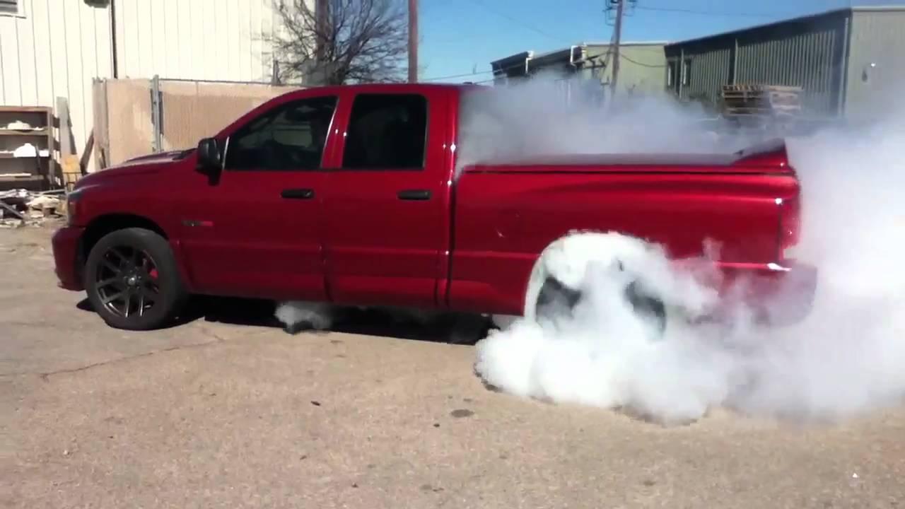 Worksheet. 2006 Dodge Ram SRT10 Burnout  YouTube