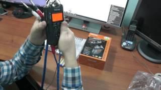 Подключаем Tascam DR40 к пульту настраиваем на запись