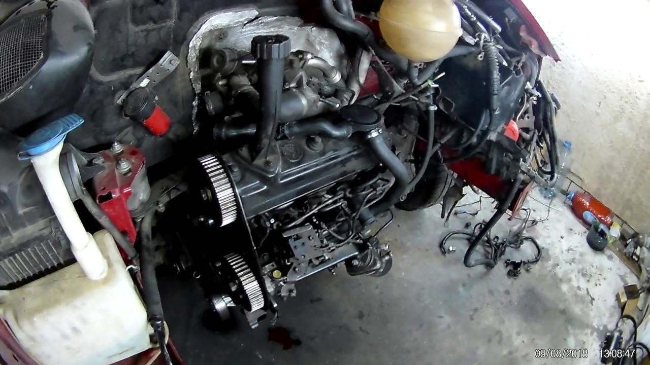 Замена двигатель на транспортер т4 фольксваген транспортер 2012 отзывы