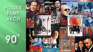 TOP 10- Najlepsze polskie filmy akcji z lat 90-tych