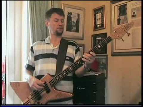 Gareth plays 'Tattoo' by The Who.