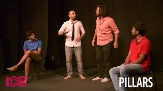 ICB Improv in Ahmedabad: Audience Game 'Pillars'