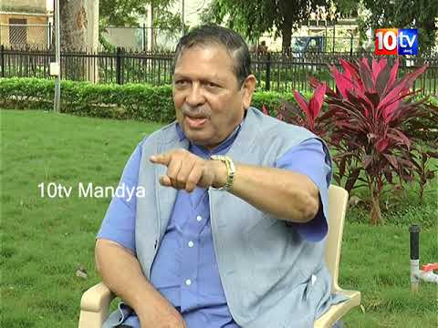 N.Santosh Hegde Special Interview In 10tv Mandya