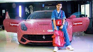 Ein Tag im Leben des reichsten Kindes der Welt