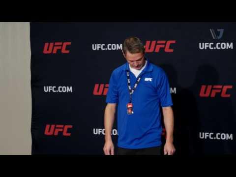 UFC 208 official weigh-ins