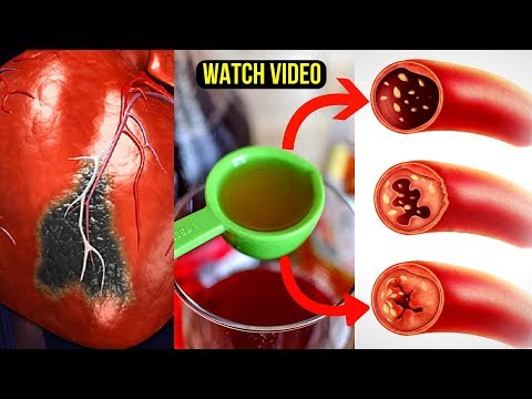 Only 2 Tbsp of this ingredient Unclog Arteries & Lower High Blood Pressure Naturally