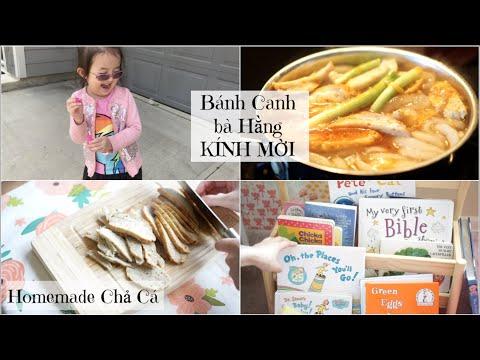 Homemade Bánh Canh Chả Cá Từ A - Z ❀ Chơi với Donut  | mattalehang