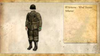 [Men of War] Totaler Krieg Mod 1939-1945 Part 1 [Units Overview] [1080p HD]