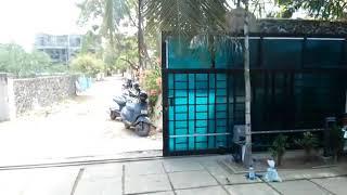 Scorpio Sliding gate Motor