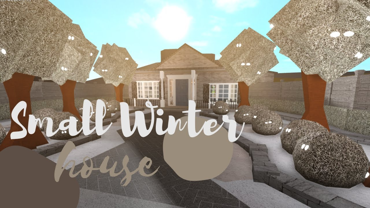 Download Small Winter house (55k)