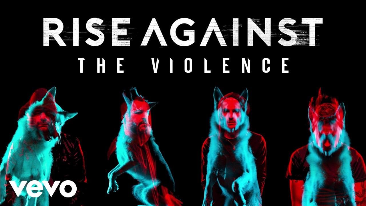 Rise Against - The Violence (Official Audio)