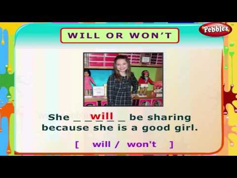 will-or-won't-|-english-grammar-exercises-for-kids-|-english-grammar-for-children