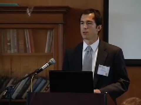 The 2008 Venture Lab Clean Technology Innovation Prize