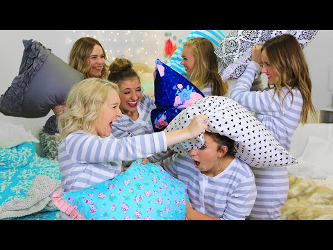 Epic Slumber Party and Sleep Over Ideas for Teen Girls | Brooklyn and Bailey