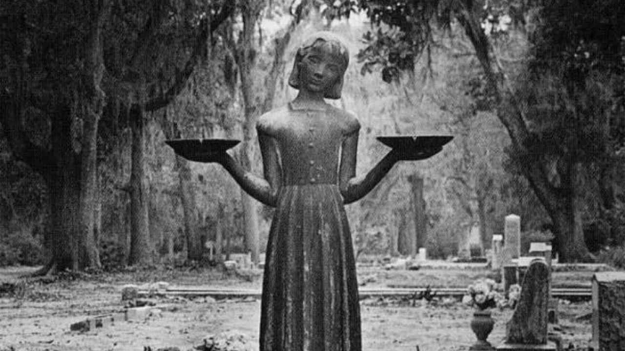 Bonaventure Cemetery Savannah Ga Youtube