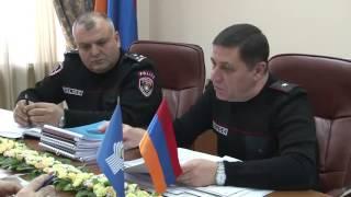 ԱՊՀ դիտորդական առաքելության ղեկավարը ՀՀ ոստիկանությունում