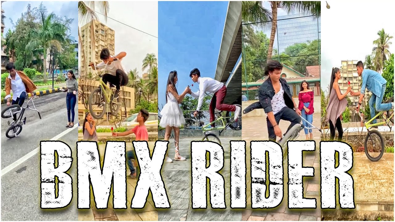 BMX Cycle Stunt   Yusufbmx bmx riders video   New bmx cycle stunt video   Viral Bmx videos Part-2