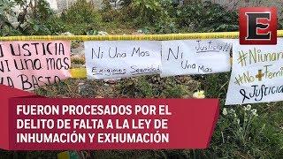Vinculan a proceso a pareja feminicida de Ecatepec