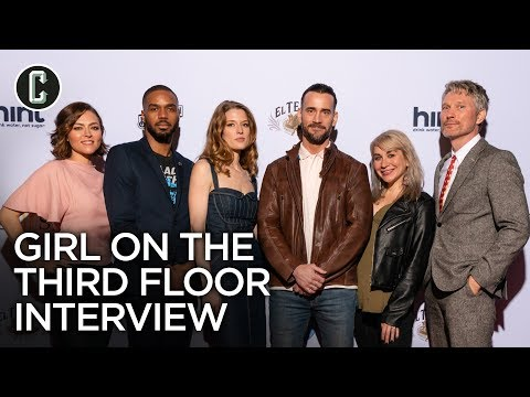 Girl On The Third Floor: CM Punk, Trieste Kelly Dunn, Travis Stevens Interview